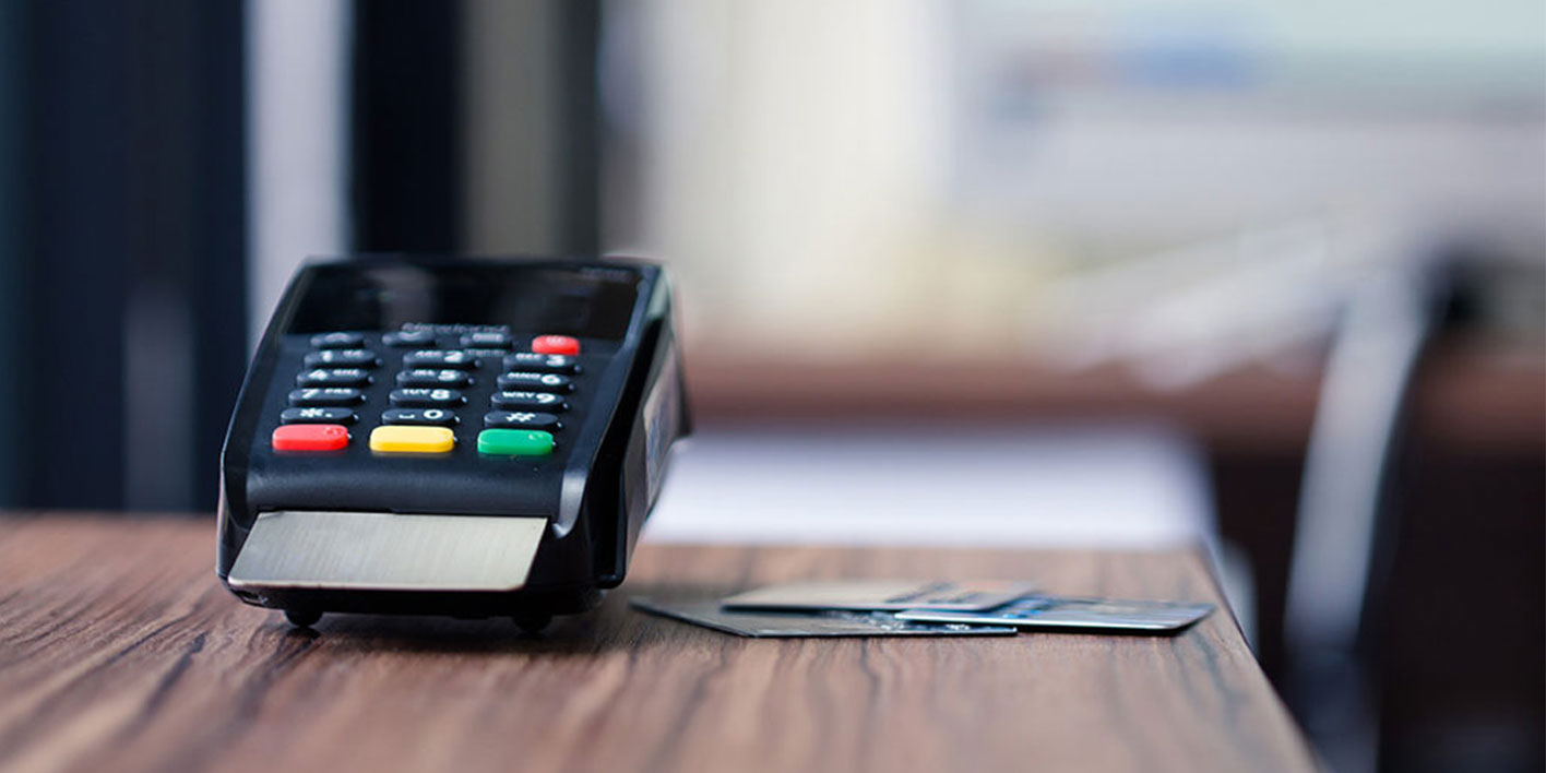 Kartenzahlung bei Stöcker